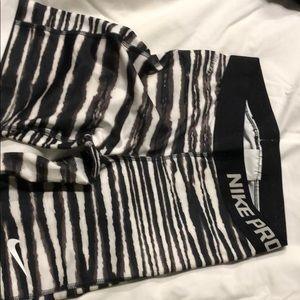 Shorts/spandex